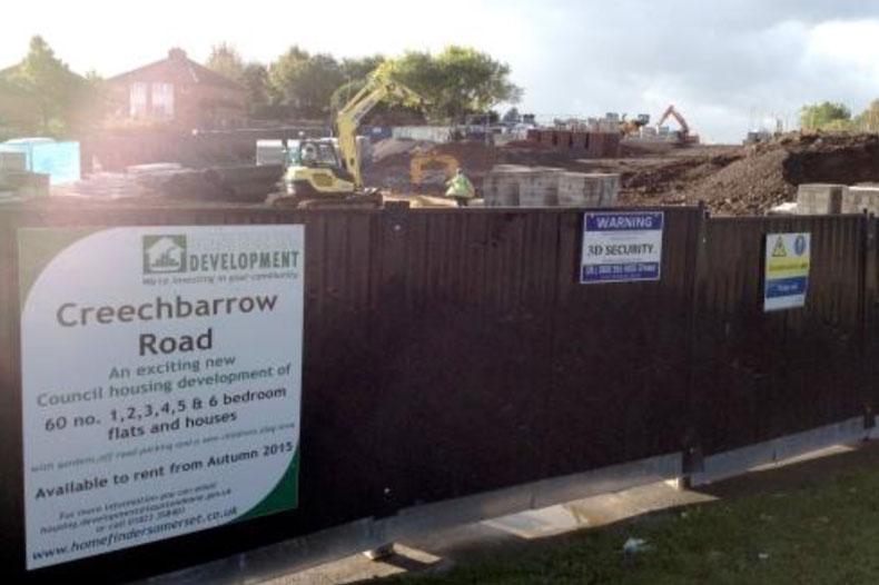 Creechbarrow Road, Taunton