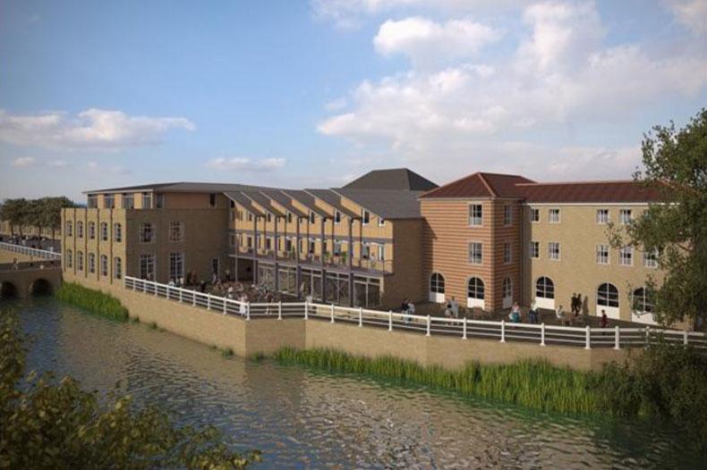 Kingston Mill, Bradford on Avon