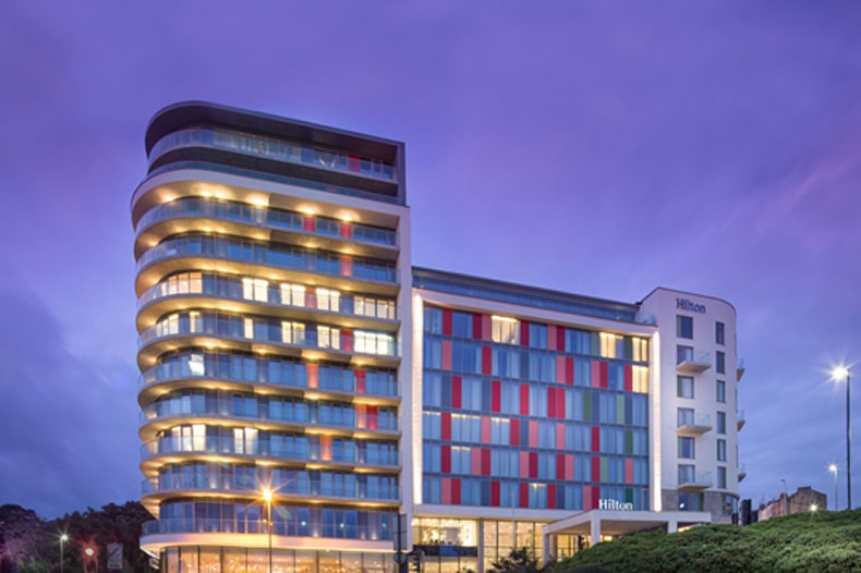 Hilton Hotel Bournemouth